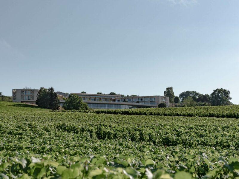 Royal Champagne, Escapade détente et gastronomie au pays des fines bulles