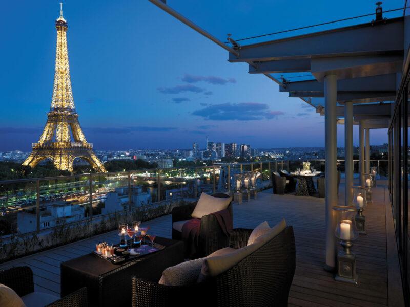 Shangri-La, le palace le plus intimiste de Paris