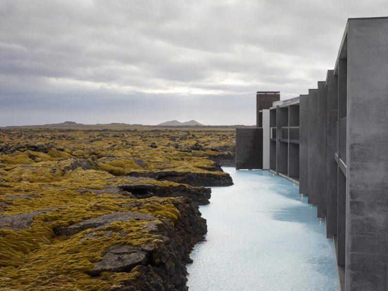 The Retreat Blue Lagoon, destination l'Islande pour un voyage en terres volcaniques