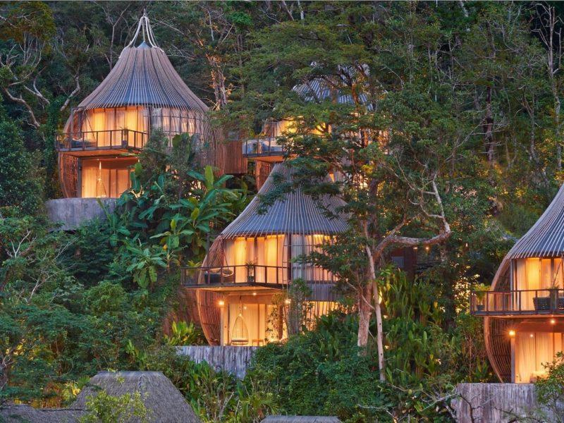 Keemala, un refuge  chic et intimiste né au coeur de la végétation luxuriante de Phuket