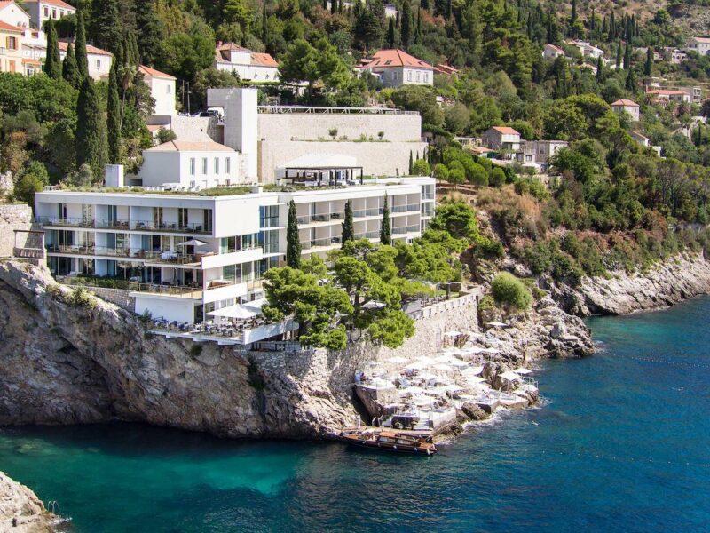 Villa Dubrovnik, un écrin de modernité et de design face à la mer adriatique